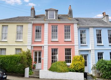 Thumbnail 4 bed town house for sale in Marlborough Road, Falmouth
