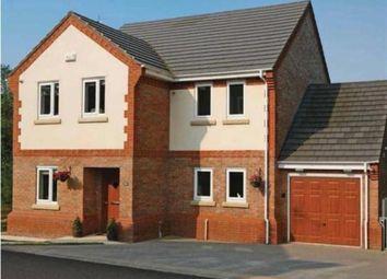 Thumbnail 4 bed detached house for sale in Plas Pen Glyn, Flint Mountain, Flint, Flintshire