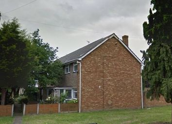 Thumbnail 3 bed end terrace house to rent in Hendon Terrace, Chertsey Road, Ashford, Middlesex