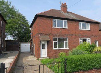 Thumbnail 2 bedroom semi-detached house to rent in Wynyard Drive, Morley, Leeds
