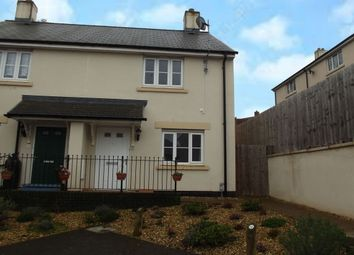 Thumbnail 2 bed property to rent in Roscoff Road, Dawlish