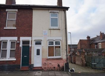 Thumbnail 2 bed terraced house for sale in Alberta Street, Dresden, Stoke-On-Trent, Staffordshire