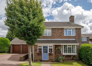 Thumbnail 4 bed detached house for sale in Wasdale Close, Horndean