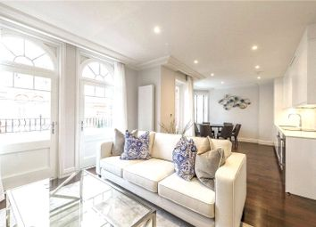 Thumbnail 3 bed flat to rent in Hamlet Gardens, London
