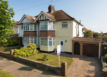 Thumbnail 3 bed semi-detached house for sale in Albany Drive, Herne Bay, Kent