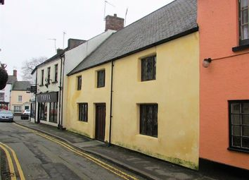 Thumbnail 3 bed cottage for sale in Cross Street, Caerleon, Newport