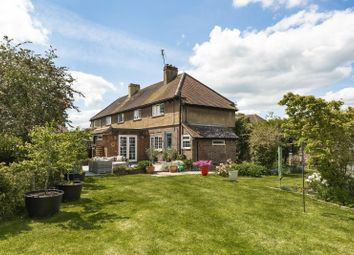 Thumbnail 3 bed semi-detached house for sale in The Street, West Horsley