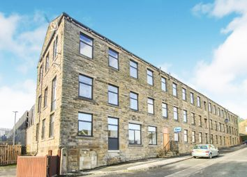 Thumbnail 2 bed flat for sale in Glebe Mount, Pudsey