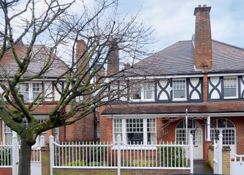 Thumbnail 4 bed semi-detached house to rent in Woodstock Road, London