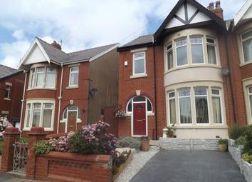 Thumbnail 3 bedroom semi-detached house for sale in Wolverton Avenue, North Shore, Blackpool, Lancashire