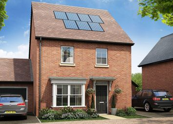 "Thumbnail 4 bed detached house for sale in ""Midford"" at Stansted Road, Elsenham, Bishop's Stortford"