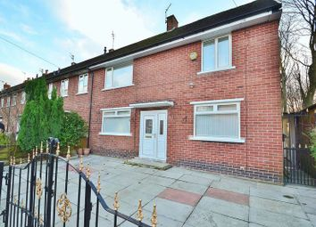 Thumbnail 3 bedroom terraced house for sale in Meadowgate Road, Salford