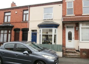 Thumbnail 3 bedroom terraced house to rent in Martin Street, Wolverhampton