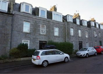 Thumbnail 1 bed flat for sale in 8 Merkland Road, Aberdeen