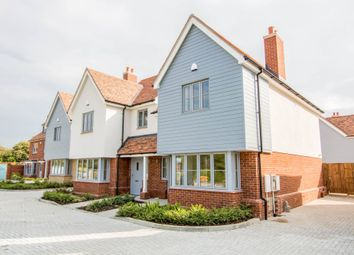 Thumbnail 3 bed semi-detached house for sale in Mill View, London Road, Great Chesterford, Saffron Walden