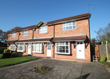 Thumbnail 2 bed end terrace house to rent in Lordswood Close, Redditch