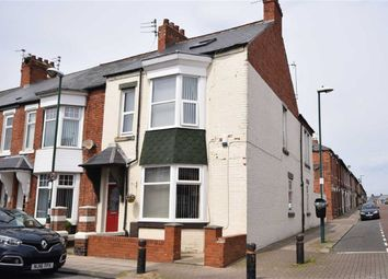 Thumbnail 4 bed end terrace house for sale in Oxford Avenue, South Shields