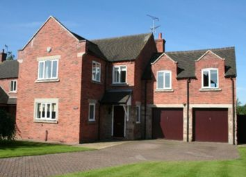 Thumbnail 6 bedroom detached house to rent in Grange Farm Close, Hemington, Derby