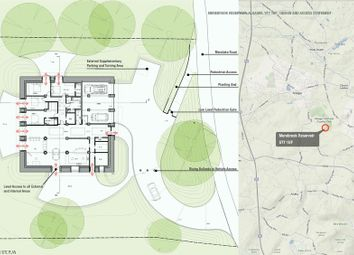 Thumbnail Property for sale in Mere Lake Road, Cheshire