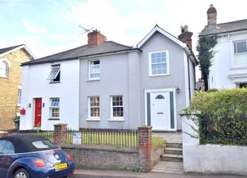 Thumbnail 3 bed semi-detached house for sale in Chapel Hill, Stansted