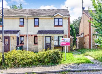 1 bed terraced house for sale in Lyon Close, Maidenbower, Crawley RH10