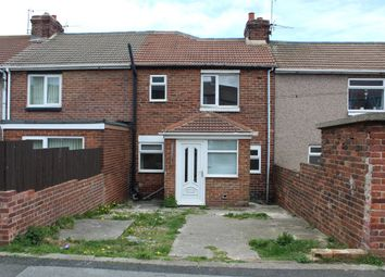 Thumbnail 3 bed property to rent in Raby Avenue, Easington Village, Peterlee