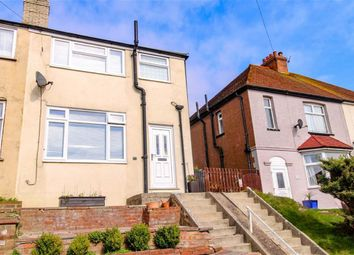 Thumbnail 3 bedroom end terrace house for sale in Victoria Avenue, Hastings, East Sussex