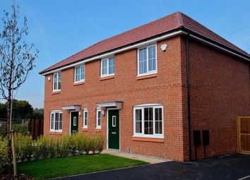 Thumbnail 3 bedroom town house to rent in Mullineux Street, Worsley, Manchester