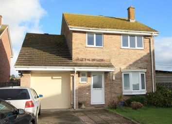 Thumbnail 4 bed detached house to rent in Pydar Close, Newquay