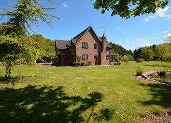 Thumbnail 5 bed detached house for sale in Beccles Road, Holton, Halesworth