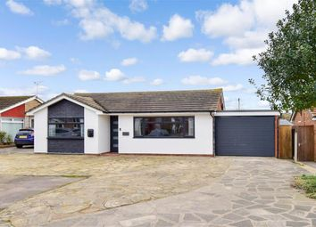 Thumbnail 3 bed detached bungalow for sale in Bradstow Way, Broadstairs, Kent
