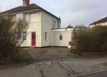 Thumbnail 1 bed flat to rent in Westland Avenue, Reading