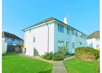 Thumbnail 3 bed flat for sale in Shirley Close, Worthing