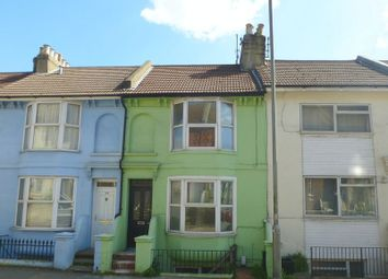 Thumbnail 3 bed maisonette to rent in Upper Lewes Road, Brighton