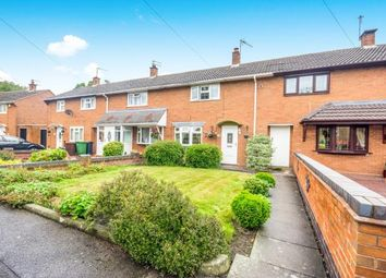 Thumbnail 2 bed terraced house for sale in Drancy Avenue, Short Heath, Willenhall, West Midlands