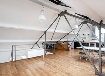 Thumbnail 2 bed flat to rent in Lion Mills, Hackney Road