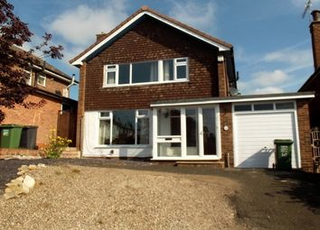 Thumbnail 3 bed detached house to rent in Barlich Way, Redditch