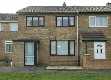 Thumbnail 3 bed terraced house to rent in Sedgemoor Way, Billingham