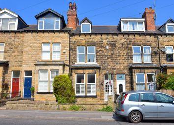 Thumbnail 5 bedroom terraced house to rent in Hookstone Road, Harrogate