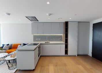 Thumbnail 1 bed flat for sale in 2 Cutter Lane, Greenwich Peninsula