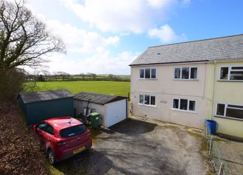 Thumbnail 3 bed semi-detached house for sale in St. Giles-On-The-Heath, Launceston