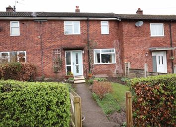 Thumbnail 2 bed terraced house for sale in Wardour Close, Macclesfield