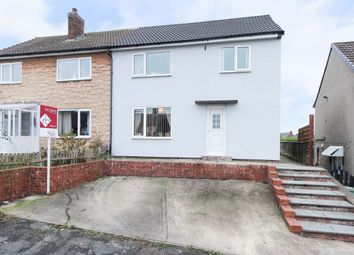Thumbnail 3 bed semi-detached house for sale in Dorset Drive, Brimington, Chesterfield
