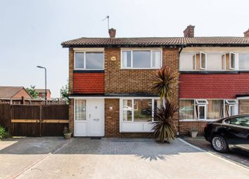 Thumbnail 3 bed semi-detached house for sale in Priestley Road, Mitcham