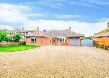 Thumbnail 3 bed detached bungalow for sale in Church Road, Elmstead, Colchester
