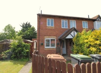 Thumbnail 2 bed end terrace house to rent in Norwich Road, Barham, Ipswich