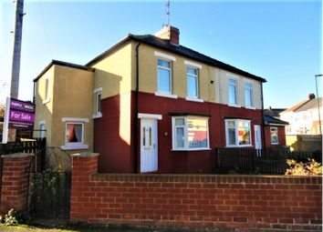 3 bed semi-detached house for sale in Pine Road, Guisborough TS14
