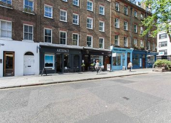 Thumbnail 1 bed flat to rent in Windmill Street, London