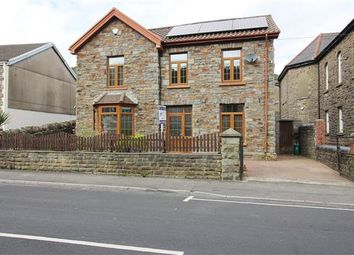 Thumbnail 4 bedroom detached house for sale in Park Manse, Cwmparc, Treorchy