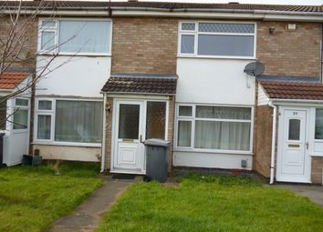 Thumbnail 2 bed town house to rent in Kincaple Road, Leicester